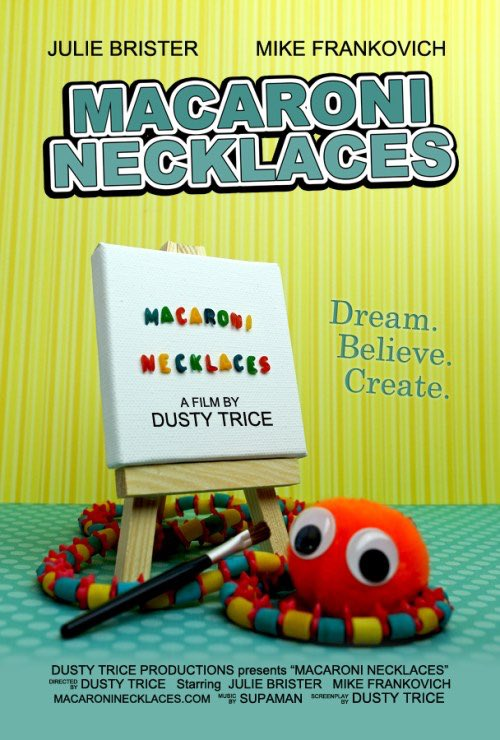 """Macaroni Necklaces"", A Short Film By Dusty Trice"
